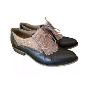 Dkode leather loafers size 38 women's near new